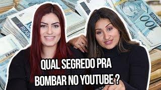 COMO BOMBAR NO YOUTUBE ? DIGITAL BUSINESS COM KIM ROSACUCA | PATRÍCIA BRAZIL