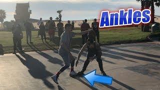 Professor vs fans at San Diego Mission Beach Meet & Greet