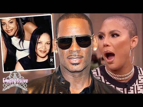 Tamar Braxton goes in on Surviving R. Kelly Aaliyah s mother speaks out