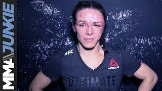 Alexis Davis full post-UFC Fight Night 123 interview
