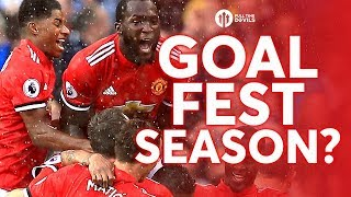 GOAL FEST SEASON? Full Time Review MANCHESTER UNITED 4-0 EVERTON