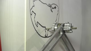 Combining tech and art to create a hamster-powered drawing machine (Tomorrow Daily)