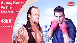 Akshay Kumar Vs The Undertaker | Indian Film History