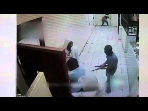 Video balacera en el penal de Ciudad Juárez