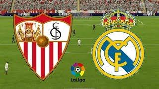 La Liga 2018/19 - Sevilla Vs Real Madrid - 26/09/18 - FIFA 18