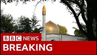 Christchurch shootings: New Zealand mosque shootings kill 49 - BBC News