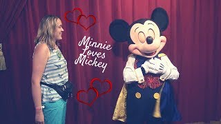 I Made Mickey Blush!   #WDW Day 11