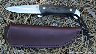 Knife review: L.T. Wright HERO is for unique blade users
