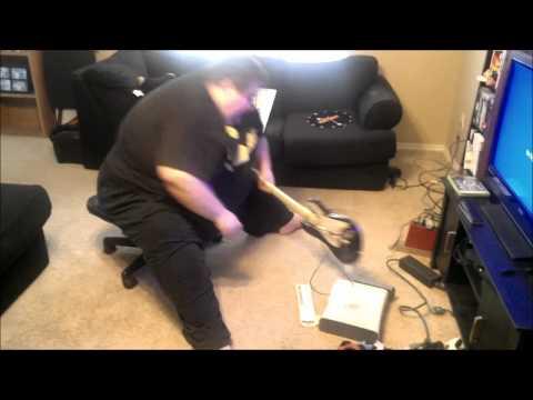 Xxx Mp4 Fat Guy Destroys Xbox 3gp Sex