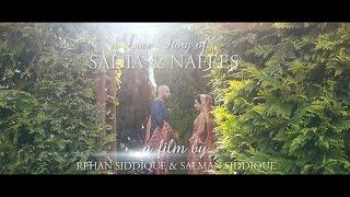 a Love Story of Sadia & Nafees -  Pakistani UK Cinematic Wedding Trailer