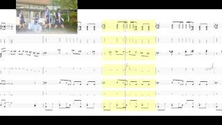 SCANDAL - 少女S (Shoujo S) [TABS] [譜]