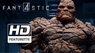 Fantastic Four | Ben Grimm Character Piece HD | August 2015