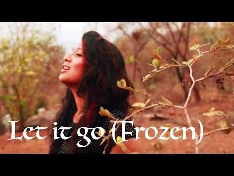 Indian Girl sings