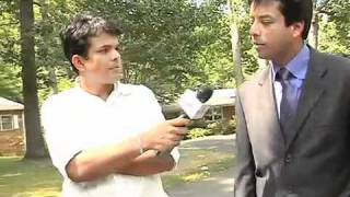 Sajeeb Wazed Joy With Ashraful Alam Khokan