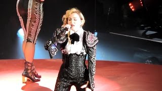 Madonna LA Forum Living For Love/La Isla Bonita/Dress You Up
