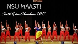 NSU Maasti - South Asian Showdown 2017 [Second Place]