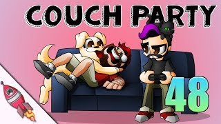COUCH PARTY #48 | NEW GUITARS | Bendy And The Ink Machine Alice Angel Song | Rockit Gaming