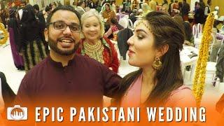 EPIC PAKISTANI WEDDING | Mehndi in Islamabad (Pakistan #6)