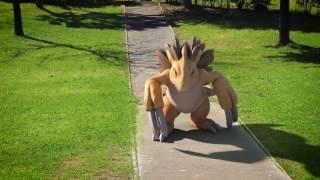 "Cosenza Comics and Games - ""PokemonGO"" Teaser Trailer"
