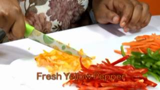 How to prepare: Foodies and Spice: Stir Fry Noodles