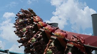 What's New At Universal Orlando | Dragon Challenge Closing, New Ride Progress & New Food!