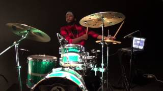 MEEK MILL - ALL EYES ON YOU - JEROME FLOOD II - DRUM COVER
