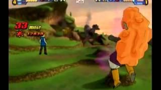 Dragon Ball Z: Budokai Tenkaichi 3 - Zangya's Greatest Rivals