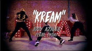 "Iggy Azalea (Feat. Tyga) - ""Kream"" | Nicole Kirkland Choreography"