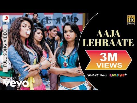 What's Your Rashee? - Aaja Lehraate Video   Priyanka Chopra