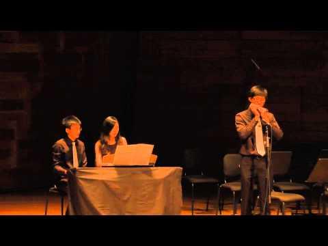 NTU Harmonica - VIVACE XIV - Claire de Lune