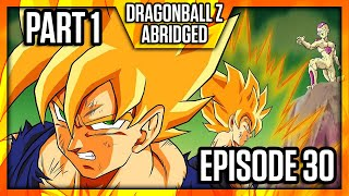 DragonBall Z Abridged: Episode 30 Part 1 - TeamFourStar (TFS)