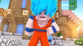 S DO DRAGON BALL SUPER! Dragon Block C #04 - Minecraft