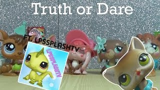 LPS: Truth or Dare Skit ♡ (feat. LPSsplashTV) ! Collab | LPSinfinity