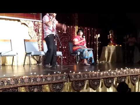 Konkani Diwali Skit 2012: Amit as a Mallu