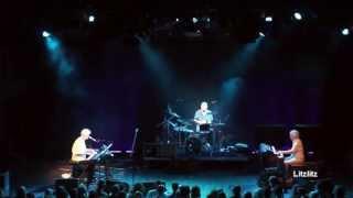 Van Der Graaf Generator live in Prague, June 16th, 2013