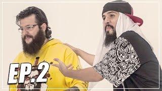 Batalha De Youtubers | NA BATALHA ep.2