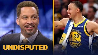Chris Broussard believes the Warriors are