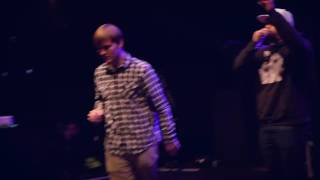 NAPOM vs JAYTON | Grand Beatbox SHOWCASE Battle 2017 | 1/4 Final