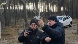 Field Day Bydgoskiej Grupy Radiowej -testy terenowe - Bazuka 80m(Bazooka) , HF Pager , Al800 itp.
