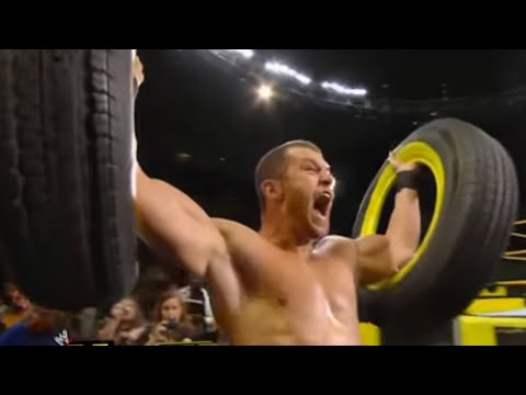 WWE NXT NXT Rookie Challenge The Obstacle Course