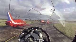 Red Arrows Cockpit