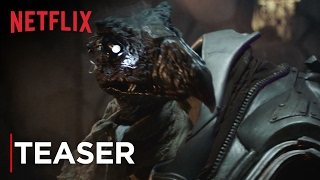 The Dark Crystal: Age of Resistance | Teaser [HD] | Netflix