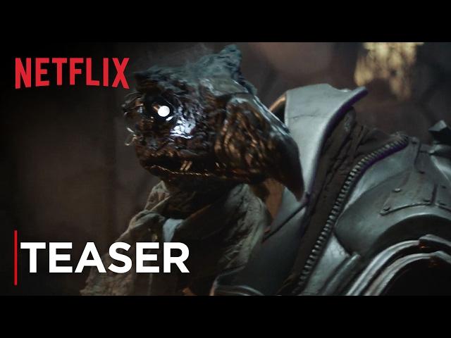 The Dark Crystal: Age of Resistance   Teaser   Netflix