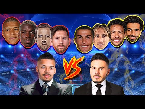 ULTIMATE UCL FIVE A SIDE BATTLE BILLY VS JEZZA