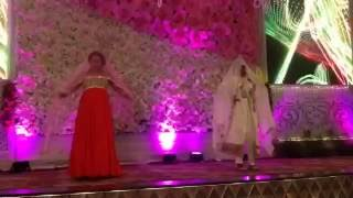 Chunari Chunari and balle balle (wedding choreography)