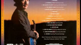 Carlos Santana shaman hd full album