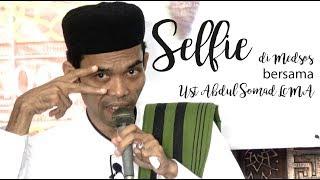 Ust ABDUL SOMAD Lc MA Hukumnya Selfie di Sosial Media