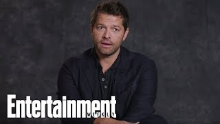 'Supernatural's Misha Collins On Exploring Free Will In The Final Season   Entertainment Weekly