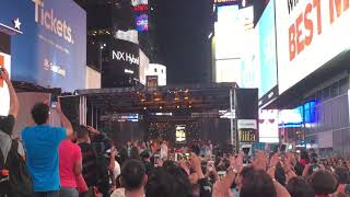 IIFA 2017 Buzz at Times Square | Varun Dhawan