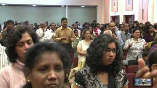 Sunday combined Worship Service - MFT Tamil and Sinhala Congregations!